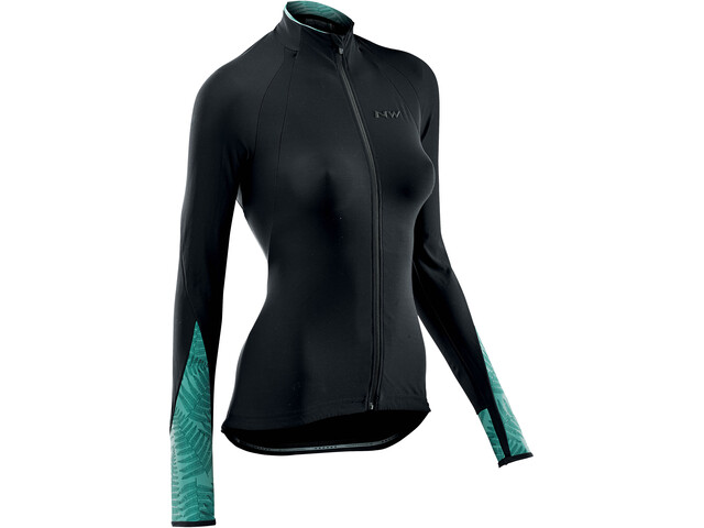 Northwave Allure Maillot manches longues Femme, black